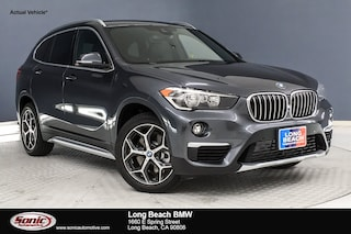 New 2019 BMW X1 sDrive28i SUV in Long Beach