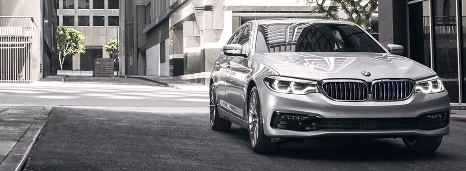 New 2018 BMW 5 SERIES