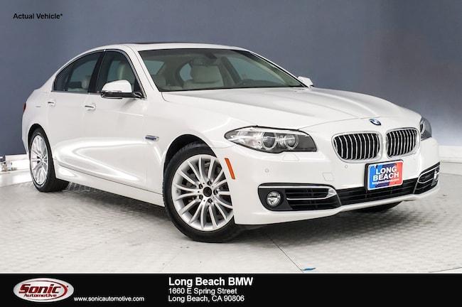 Used 2016 BMW 528i in Long Beach