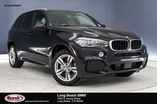 New 2018 BMW X5 xDrive35i SAV in Long Beach