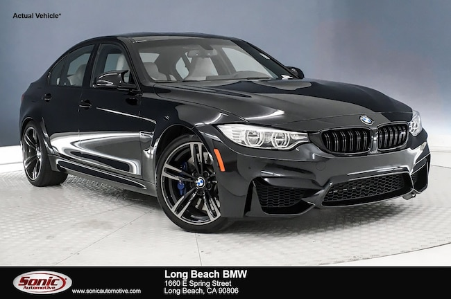 Used 2017 BMW M3 in Long Beach