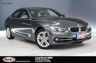 Used 2018 BMW 330i in Long Beach