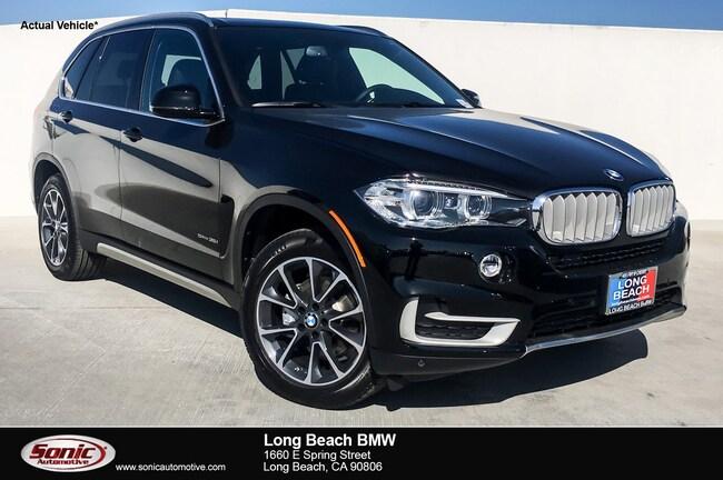 New 2018 BMW X5 sDrive35i SAV in Long Beach