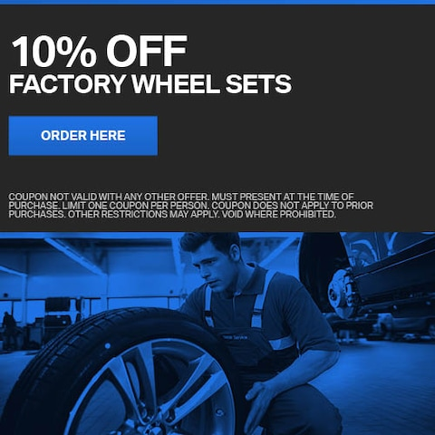 Factory Wheel Sets
