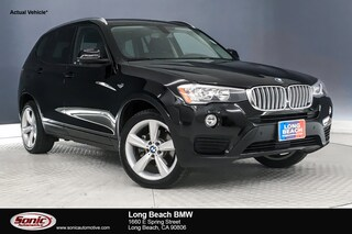 Used 2017 BMW X3 sDrive28i in Long Beach