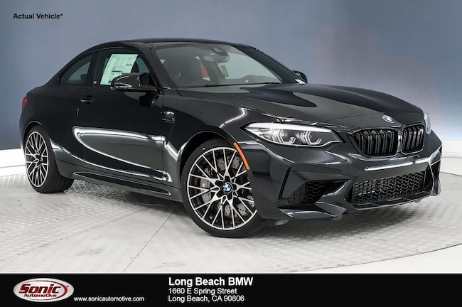 New 2019 BMW M2 Competition Coupe in Long Beach