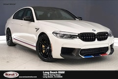 New 2019 BMW M5 Competition (Competition Sedan) Sedan for sale in Long Beach