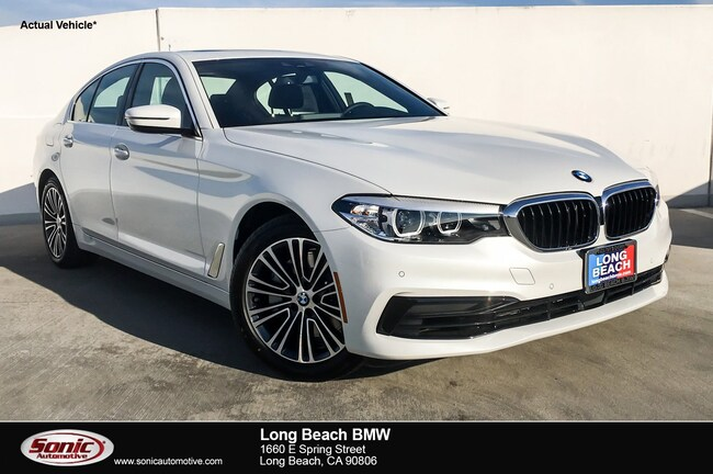 New 2019 Bmw 540i 540i For Sale In Long Beach Ca Stock
