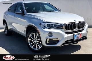 New 2019 BMW X6 sDrive35i SAV in Long Beach
