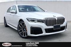 New 2020 BMW 740i Sedan for sale in Long Beach