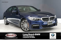 New 2019 BMW 540i Sedan for sale in Long Beach