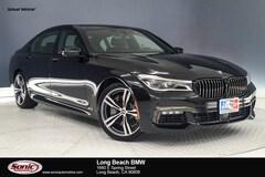 New 2019 BMW 750i Sedan for sale in Long Beach