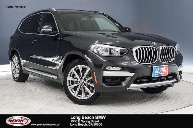 Used 2019 BMW X3 sDrive30i in Long Beach