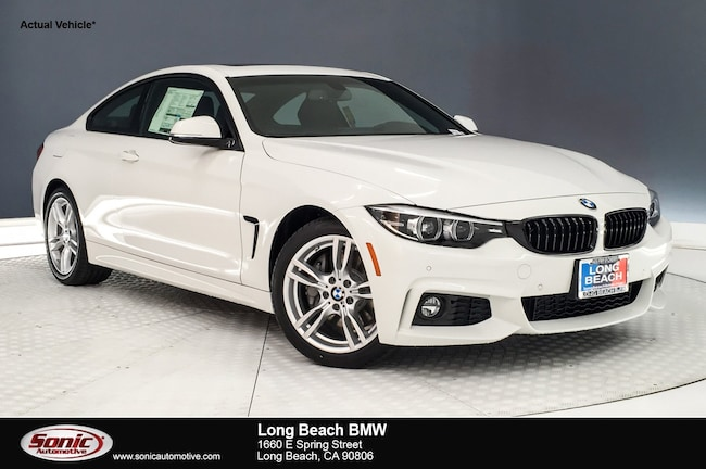 New 2019 BMW 430i Coupe in Long Beach