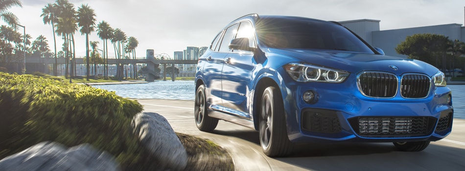 New BMW X1 at BMW of Montgomery