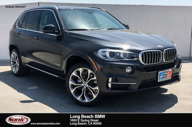 New 2018 BMW X5 xDrive35i SAV in Long Beach