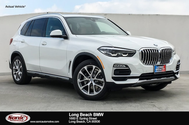 New 2019 BMW X5 xDrive40i SAV in Long Beach