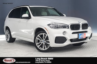 Used 2017 BMW X5 sDrive35i in Long Beach
