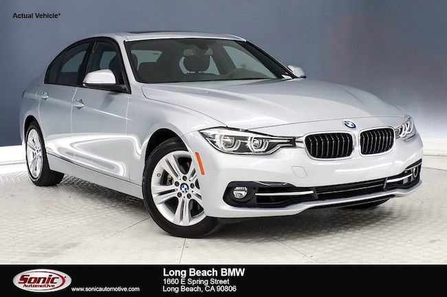 Used 2016 BMW 328i w/SULEV in Long Beach