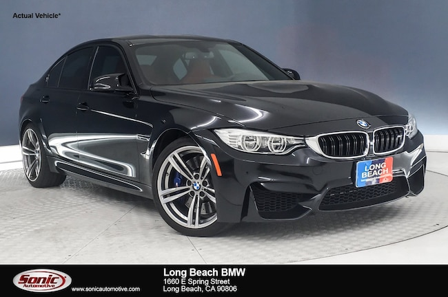 Used 2016 BMW M3 in Long Beach