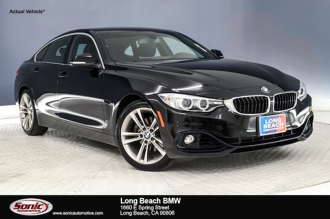 Used 2016 BMW 428i w/SULEV in Long Beach