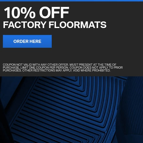 Factory Floormats