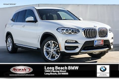 New 2019 BMW X3 sDrive30i SAV for sale in Long Beach