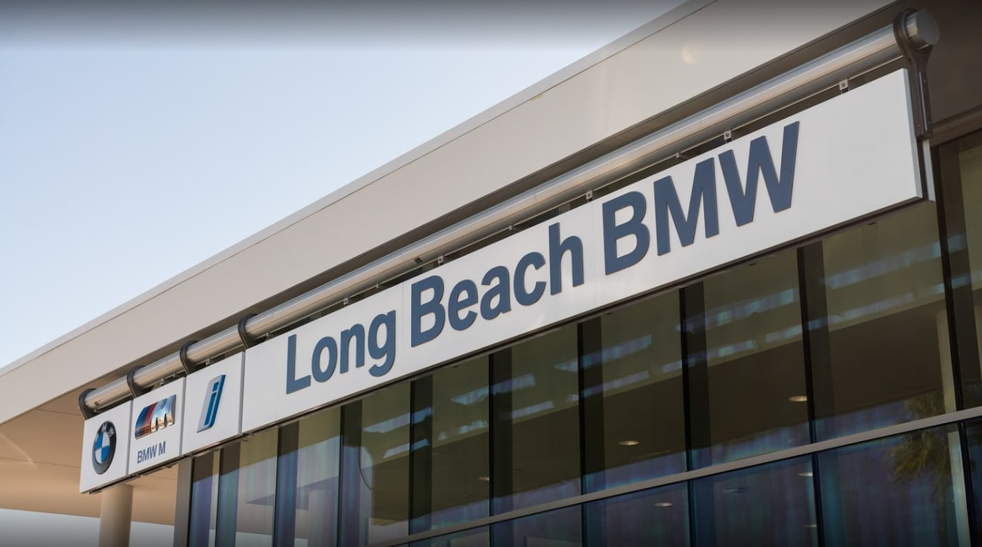 BMW Dealership in Long Beach, CA