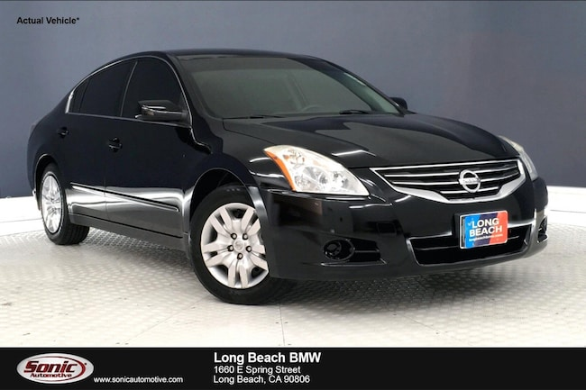 Used 2011 Nissan Altima 2 5 S For Sale In Long Beach Ca
