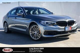 New 2019 BMW 530e iPerformance Sedan in Long Beach