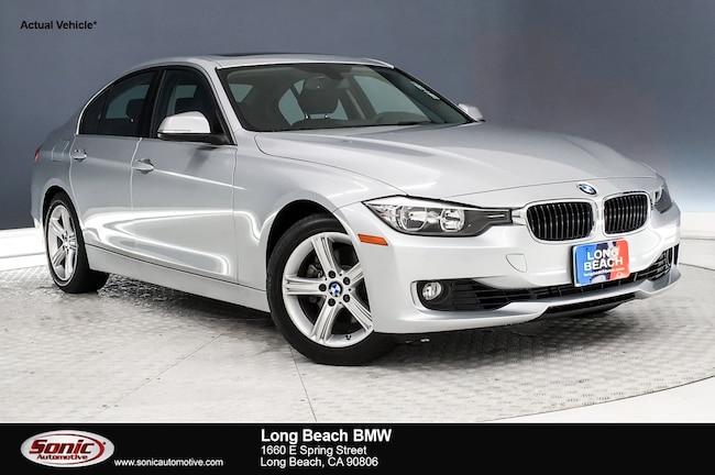 Used 2015 BMW 328i w/SULEV in Long Beach