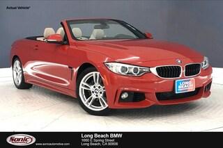 Used 2016 BMW 428i SULEV in Long Beach