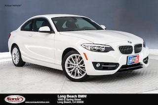 Used 2016 BMW 228i w/SULEV for sale in Long Beach