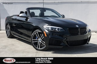 New 2019 BMW M240i Convertible in Long Beach