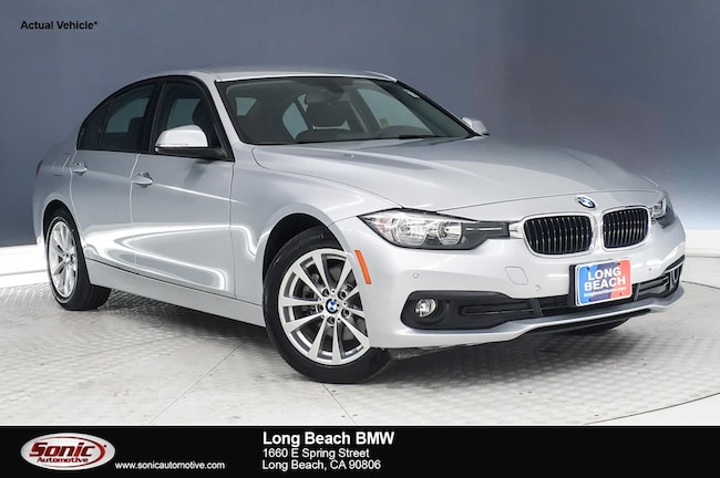 Certified 2016 BMW 320i i in Long Beach