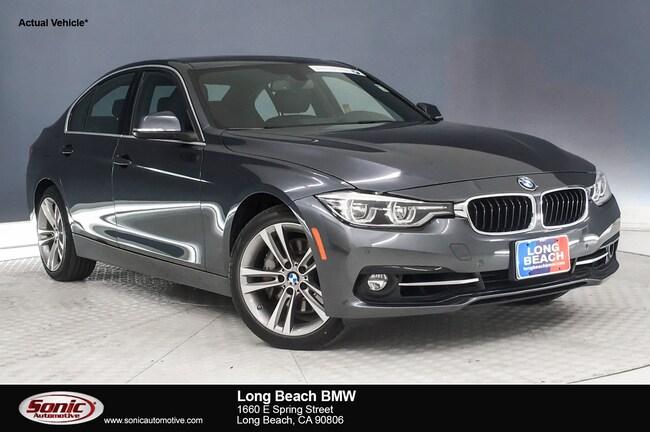 Certified 2016 BMW 340i in Long Beach