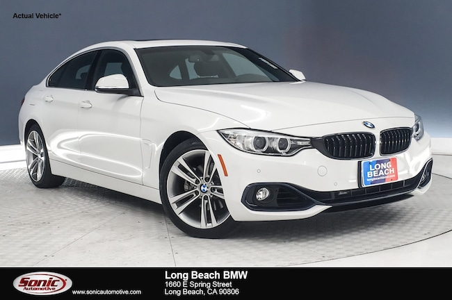 Certified 2016 BMW 428i w/SULEV in Long Beach