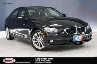 Used 2016 BMW 320i i for sale in Long Beach