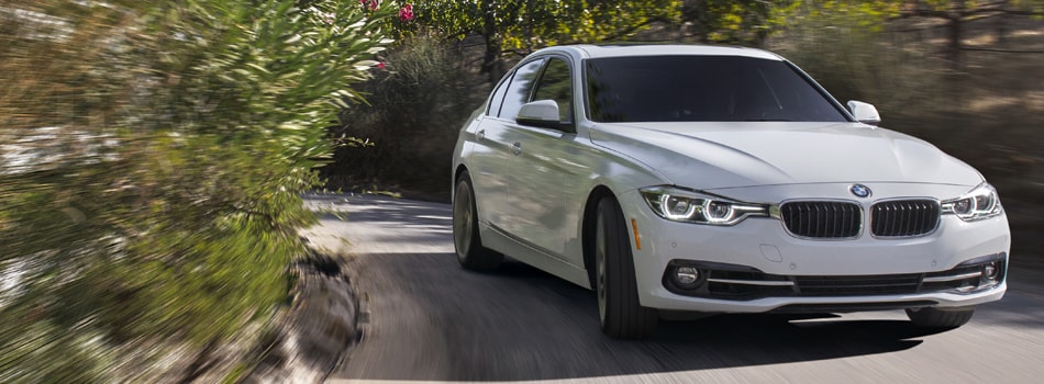 New Bmw 3 Series At Long Beach Bmw