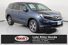 New 2019 Honda Pilot EX-L w/Navi & RES FWD SUV near Dallas