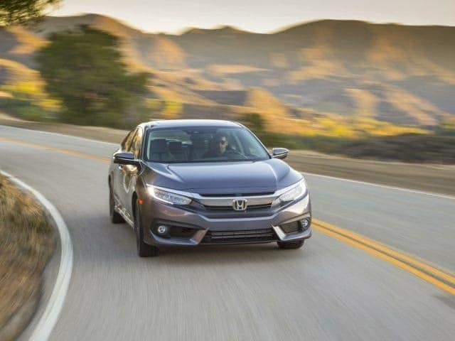Explore The Civic Lineup At Lute Riley Honda