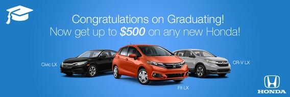Honda Dealership Dallas Tx >> Honda Graduate Program New Honda Dealer Richardson