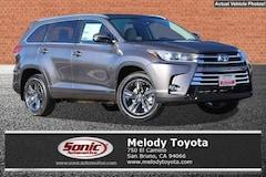 New 2018 Toyota Highlander Hybrid Limited Platinum V6 SUV in the Bay Area