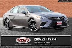 New 2018 Toyota Camry XSE V6 Sedan in the Bay Area