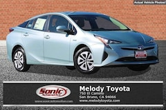 New 2018 Toyota Prius Two Eco Hatchback in the Bay Area