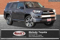 New 2018 Toyota 4Runner Limited SUV in the Bay Area