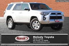 New 2018 Toyota 4Runner SR5 SUV in the Bay Area