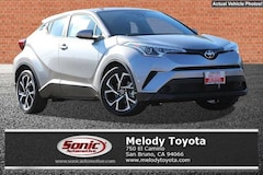 New 2018 Toyota C-HR XLE SUV in the Bay Area