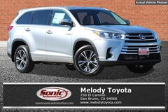 New 2018 Toyota Highlander Hybrid LE V6 SUV in the Bay Area