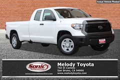 New 2018 Toyota Tundra SR 5.7L V8 Truck Double Cab in the Bay Area